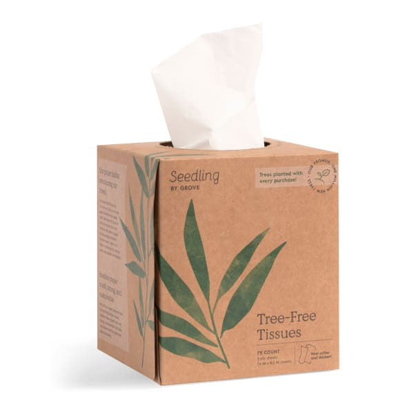 Seedling Tree Free Tissues for your Eco-Conscious Household
