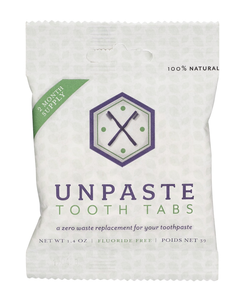 Unpaste Toothpaste Tablets for your Eco-Conscious Household